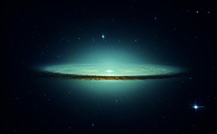 銀河、星、宇宙-450x730